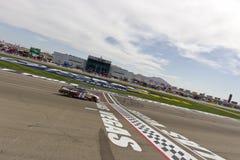 NASCAR 2012: Kobalt Tools 400 Royalty Free Stock Images