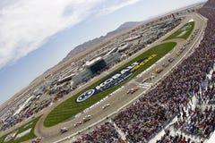 NASCAR 2012: Kobalt Tools 400 Royalty Free Stock Photo