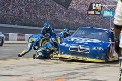 NASCAR 2012: La taza Quicken de Sprint presta 400 Fotografía de archivo libre de regalías