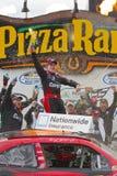 NASCAR 2012 : Le pionnier Salut-A multiplié 250 Image libre de droits