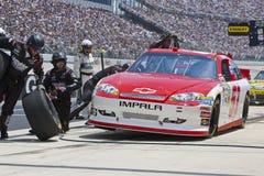 NASCAR 2012: Série Federal Express 400 do copo de Sprint Imagem de Stock