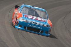 NASCAR 2012: Serie STP della tazza di Sprint il 20 aprile 400 Immagine Stock Libera da Diritti