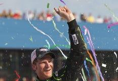 NASCAR 2012:  Sprint Cup Quicken Loans 400 Stock Photo