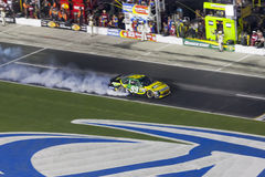 NASCAR 2012:  Sprint Cup Series AdvoCare 500 Stock Images