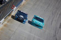 NASCAR 2012:  Sprint Cup Series FedEx 400 Royalty Free Stock Photos