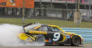 NASCAR 2012:  Sprint Cup Series Finger Lakes 355 Stock Images