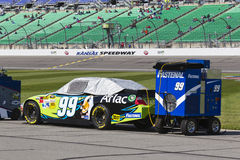 NASCAR 2012:  Sprint Cup Series STP 400 APR 22 Stock Photography