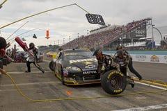 NASCAR 2012: Sprint Filiżanki Serii Palcowi Jeziora 355 Obraz Stock