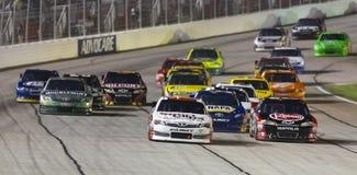 NASCAR 2012: Sprinta koppserien AdvoCare 500 Royaltyfri Foto