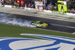 NASCAR 2012: Sprinta kuper serien AdvoCare 500 Arkivbilder