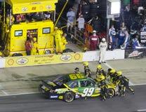 NASCAR 2012: Sprinta kuper serien AdvoCare 500 Royaltyfri Fotografi
