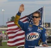 NASCAR 2012: Sprinten Sie Cup-Serie AdvoCare 500 Lizenzfreie Stockbilder