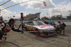 NASCAR 2012: Sprinten Sie Cup-Serien-Finger Seen 355 Stockbilder