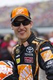 NASCAR 2012: Sprinten Sie Cupquicken-Darlehen 400 Lizenzfreie Stockfotos