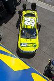 NASCAR 2012: Subway Fresh Fit 500 Stock Images