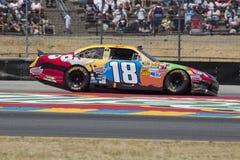 NASCAR 2012: Toyota Save Mart 350 JUN 24 Royalty Free Stock Photography