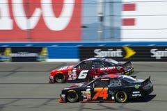 NASCAR: 21-ое марта Drive4Clots com 300 Стоковое Изображение