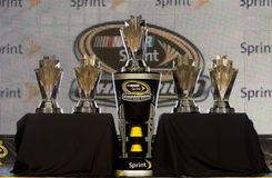 NASCAR: 21 de noviembre Ford 400 Imagen de archivo libre de regalías