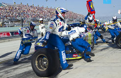 NASCAR: 21 de noviembre Ford 400 Foto de archivo libre de regalías