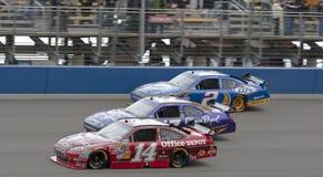 NASCAR: 21 februari AutoClub 500 Stock Afbeeldingen