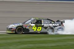 NASCAR: 21 februari AutoClub 500 Stock Foto's