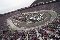 NASCAR: 21. März-Nahrungsmittelstadt 500 Stockbilder