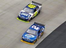 NASCAR: 21. März-Nahrungsmittelstadt 500 Stockfoto
