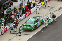 NASCAR: 21. März-Nahrungsmittelstadt 500 Lizenzfreie Stockfotos