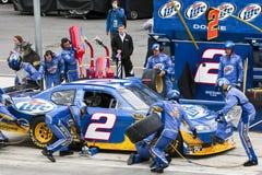 NASCAR: 21. März-Nahrungsmittelstadt 500 Stockbild
