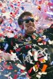 NASCAR: 21 nov. Doorwaadbare plaats 400 Royalty-vrije Stock Afbeeldingen