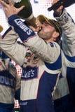 NASCAR: 21. November Ford 400 Stockfotografie