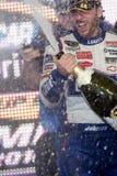 NASCAR: 21. November Ford 400 Lizenzfreie Stockfotos