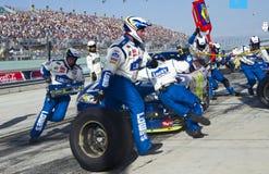 NASCAR: 21. November Ford 400 Lizenzfreies Stockfoto