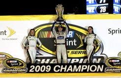 NASCAR : 22 novembre Ford 400 Photographie stock libre de droits