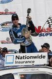 NASCAR: 23. April Carl Edwards (60) Lizenzfreie Stockfotos