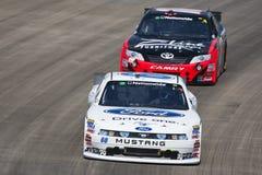 NASCAR: 23 aprile Nashville 300 Fotografia Stock