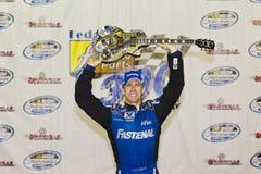 NASCAR: 23. Juli vereinigte Autoteile 300 zu einem Bündnis Lizenzfreies Stockfoto