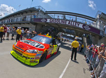 NASCAR: 24. Juli-Ziegelei 400 Stockfoto