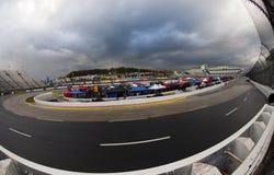 NASCAR: 24 oktober Tums Snelle Hulp 500 Royalty-vrije Stock Afbeeldingen