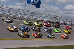 NASCAR: 25 de abril Aaron 499 Imagenes de archivo