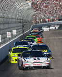 NASCAR: 25 de septiembre Sylvania 300 Imagen de archivo libre de regalías
