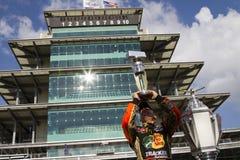 NASCAR: 25. Juli-Ziegelei 400 Stockfoto