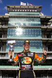 NASCAR: 25. Juli-Ziegelei 400 Lizenzfreies Stockfoto