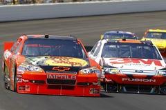 NASCAR: 25. Juli-Ziegelei 400 Lizenzfreies Stockbild