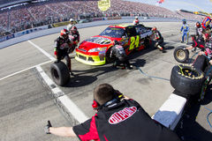 NASCAR: 25 sep Sylvania 300 Stock Fotografie