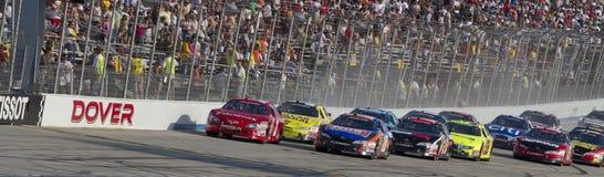 NASCAR: 25. September Dover 200 Lizenzfreies Stockfoto