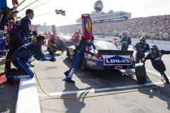 NASCAR : 25 septembre Sylvania 300 Image stock
