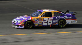 NASCAR - #26 McMurray in NH #2 Stock Photography