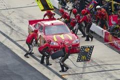 NASCAR: 26 sep Amerikaanse club van automobilisten 400 Stock Afbeelding