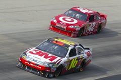 NASCAR: 26. September AAA 400 Lizenzfreie Stockfotografie